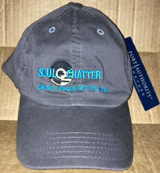 Soul Chatter Great Lakes Roots rock local Cleveland Indie Rock band hat cap NWT $29.99
