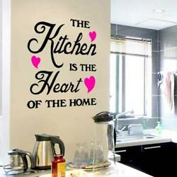 Removable Quote Word Decals Vinyl DIY Home Room Decor Art Wall $4.26