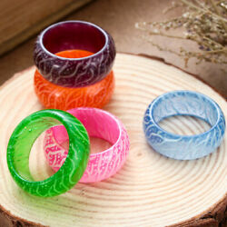 Luminous Glow Ring Glowing In The Dark Jewelry Rings for Women amp; Men Glo Blue $2.82