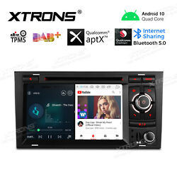 7quot; Android 10.0 Car DVD Head Unit Stereo Radio GPS Wifi For Audi A4 S4 B6 B7 RS4 $249.99