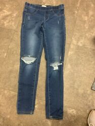 SO s o girls size 14 jeans $10.00