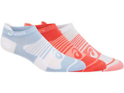 ASICS Women#x27;s Quick LYTE Plus Socks 3 PK 3032A032 $14.10