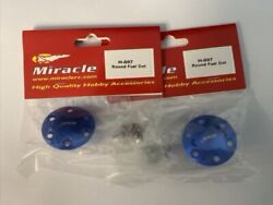 Miracle RC Fuel Dots Giant Scale Blue quantity two as pictured. $20.00