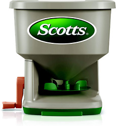 Scotts Whirl Hand Powered Spreader Brown A 1.5M $20.99