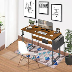 Study Computer Desk 40quot; Home Office Writing Small DeskModern Simple Style Table $59.99
