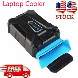 Black USB Silent Air Extracting Cooling Fan Laptop Notebook Cooling Cooler $15.29