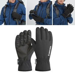 Winter Thermal Gloves Outdoor Cycling Finger Windbreaker $15.17
