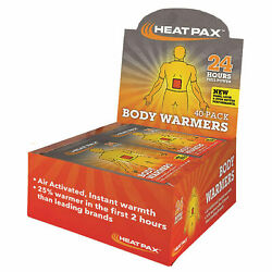 Occunomix Heat Pax Body Warmers 40 Pack $30.84