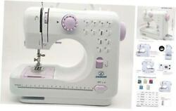 Portable Basic Mini Adults Kids Sewing Machine for Beginners with 12 Easy $120.81