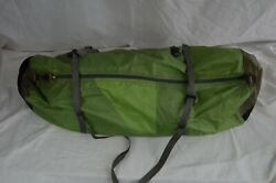 msr backcountry barn tent Poles Bag Floor Only No Tent Body $99.99