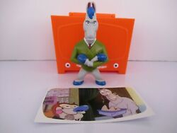 NICKELODEON Ren and Stimpy Series 1 Collectible Mini Figure MR. HORSE $4.99