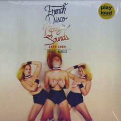Various French Disco Boogie Sounds 1975 1984 2x12quot; Comp $24.95