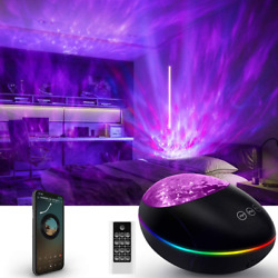 Galaxy Projector LED Star Night Light for Bedroom Skylight for s Kids Girls Bir
