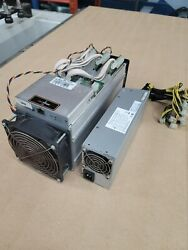 Antminer S9 14 PSU INCLUDED $550.00
