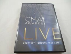 CMA Awards Live Greatest Moments 1968 – 2015 10 DVD Set Time Life