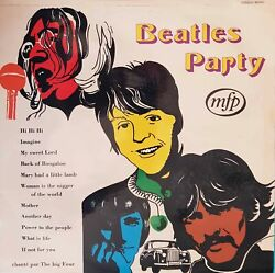 Disk 33 RPM Beatles Party 14 Tracks $44.36