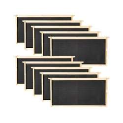 CellTech Langstroth Deep Brood Beehive Frames amp; Foundations 10 Pack $39.00