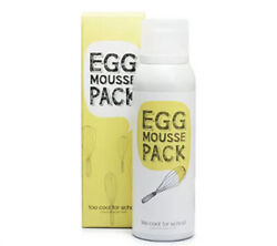 Too Cool for School Egg Mousse Pack 100ml $8.50