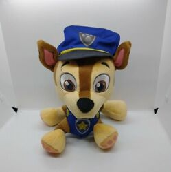 Paw Patrol Real Talking Chase 12quot; Plush Toy Spin Master Nickelodeon On The Case $22.99