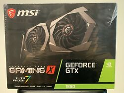 MSI GAMING X NVIDIA GeForce GTX 1650 D6 4GB Graphics Card Ships Fast 🚚💨 $499.99