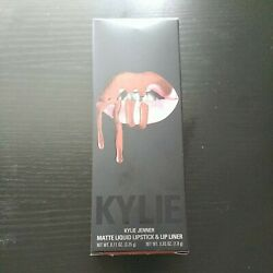 Kylie Jenner Lip Kit ULTA Beauty Matte Liquid Lipstick amp; Liner New In Box