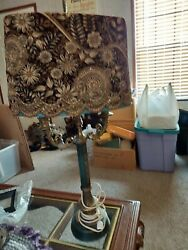 Antique lamp $100.00