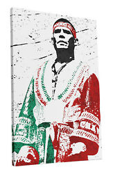 Julio Cesar Chavez Boxing Art Wall Room Canvas Poster CANVAS $24.99