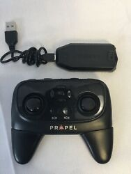 Propel Drone Remote Controller amp; Charger Model # PL 1690T $21.95
