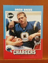 2001 Upper Deck Vintage #251 Drew Brees RC CHARGERS $40.00