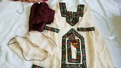 3pc Toddlers girls Pakistani Indian fancy party wear for anytime $25.00