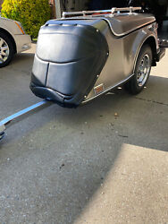 PULL BEHIND MOTORCYCLE CARGO TRAILER $1500.00