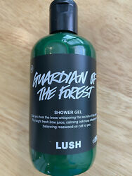 Lush Kitchen UK Guardian Of The Forest Shower Gel 260g New $100.00