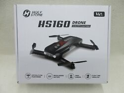 Holy Stone HS160 Pro Foldable Drone with 1080P HD WiFi Camera FPV Video $50.00