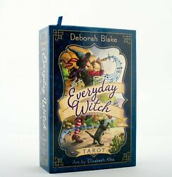 Everyday Witch Tarot KIT Deck amp; Book Wiccan Pagan Metaphysical $37.00