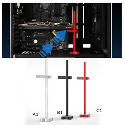 Graphics Card Stand Aluminum Alloy Video Bracket GPU Support Video Card Holder $11.79