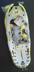 YUKON CHARLIES MP 821 8 x 21quot; Snowshoes with Carrying Bag new FREE SHIPPING $72.00