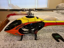 Mikado 700 XTREME RC HELICOPTER WITH LOTS OF EXTRAS $2500.00