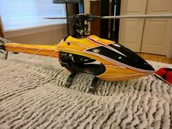 Mikado 480 XTREME RC HELICOPTER WITH LOTS OF EXTRAS $1500.00