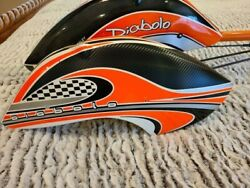 DIABLO 550 RC HELICOPTER WITH LOTS OF EXTRAS $1900.00