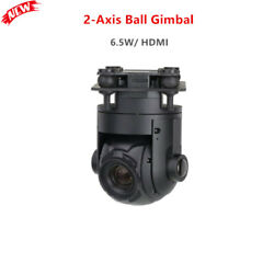 Tarot TL10X T2D 10X 2 Axis Ball Camera Gimbal Optical Zoom HDMI For FPV Drone $700.22