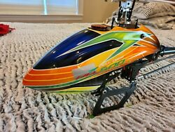 Hd 500 Rc Helicopter $1500.00