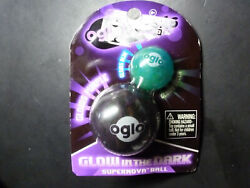 Glow in the Dark Mega Bounce Balls Set of 3 By Oglo Sports $11.99