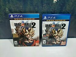 Dragon Ball Xenoverse 2 Day One Edition Sony PlayStation 4 PS4 DragonBall Game $18.95