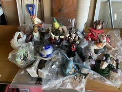 Complete Set 12 Star Wars Episode I Cups Toppers Taco Bell KFC Pizza Hut 1999 $85.00