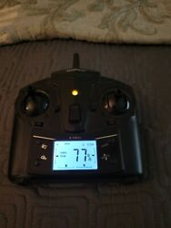 UDI RC 2.4GHZ UFO Drone 4 Channel Remote Control Controller Transmitter Works K1 $16.72