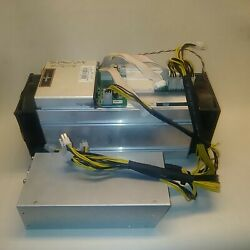 antminer s9 lot chassis One Hash Board A3 power supply 4.5 TH S $436.00