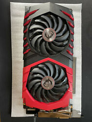 MSI NVIDIA GeForce GTX 1070 Gaming X 8GB GDDR5 Gaming Graphics Video Card GPU $500.00