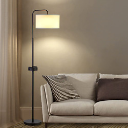 Black Floor Lamps for Living Room3 Way Dimmable Touch Control Standing Light $82.52