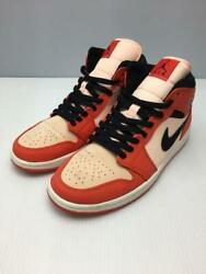 NIKE Orange Size 29cm Fashion sneakers 1498 From Japan