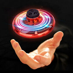 Mini RC Ufo Drone Aircraft Hand Sensing Infrared RC Helicopter Small Drone $35.99